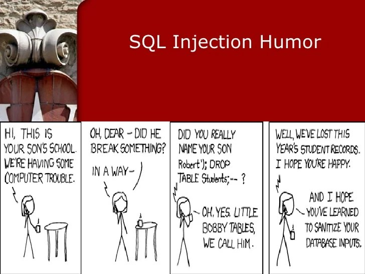 Security Sql Application Xss Injection Web