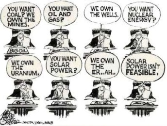 Image result for nuclear energy cartoon