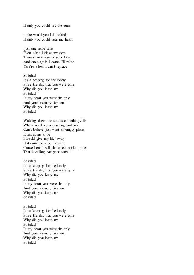 Lirik Lagu There You Ll Be : lirik, there, Lirik, Stock