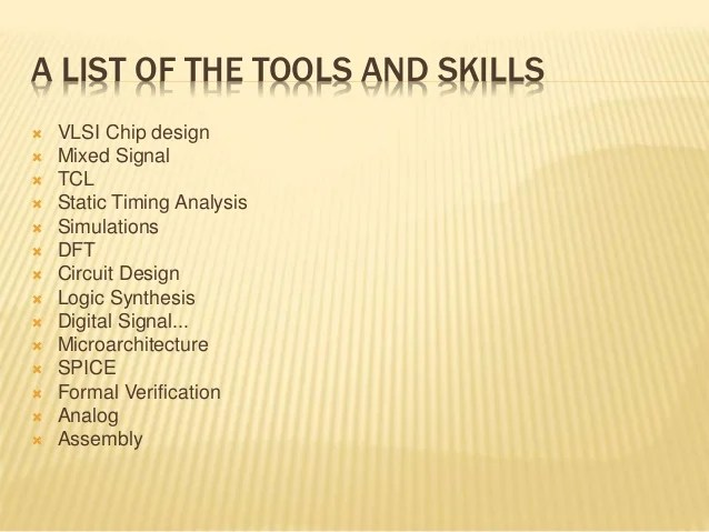 Some skills required to be a computer hardware engineer