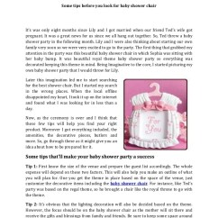 How To Make A Baby Shower Chair Maroon Desk Some Tips Before You Look For Bef It S Was Only Eight Months Since Pregnant