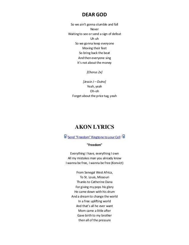 J Lyrics Jessie Love