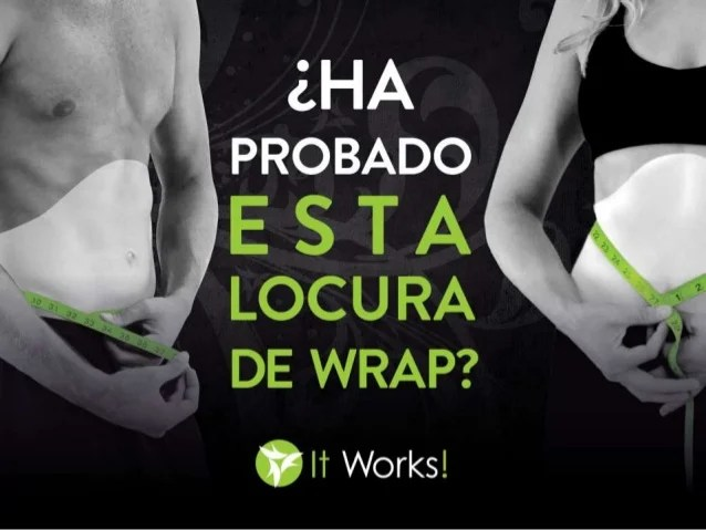 itworks global crazy wrap