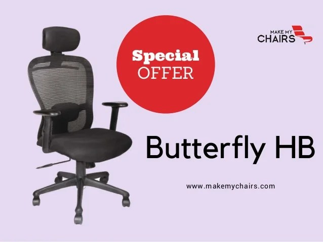 desk chair offerup unique beach chairs executive in chennai special offer up to 35 makemychairs com www butterfly hb offerspecial