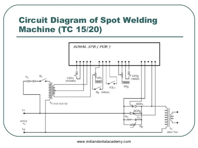 Welding Machine Electrical Diagram   Spot Welding Wiring Diagram      Welding Machines Best Buy