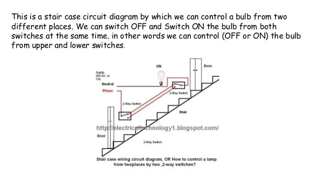 Staircase wiring theory staircase gallery electrical staircase or two way switch wiring doubts home greentooth Choice Image