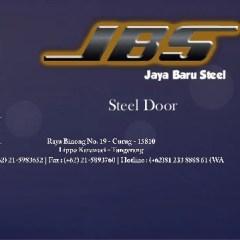 Baja Ringan K Steel 081233888861 Jbs Harga Pintu Plat Besi Gudang Garasi