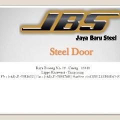 Baja Ringan K Steel 081233888861 Jbs Harga Pintu Besi Sorong Pr