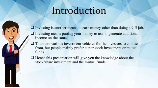 stock market investing and