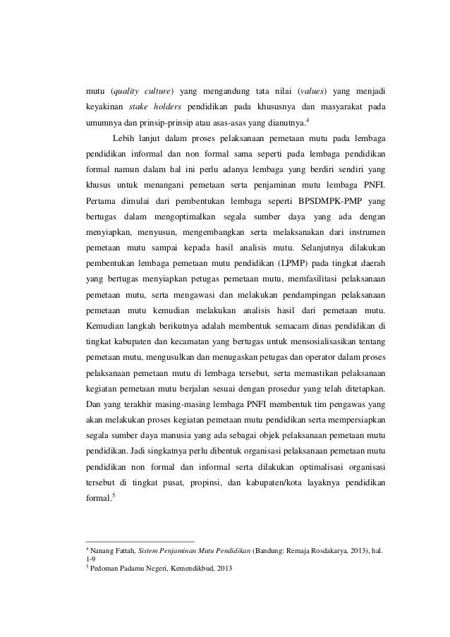 Lembaga Formal Dan Informal : lembaga, formal, informal, Strategi, Pemetaan, Lembaga, Pendidikan, Informal, Formal