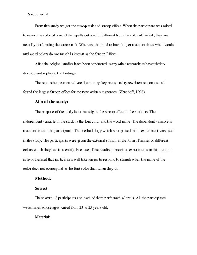 Apa Style Essays Awesome Collection Of Research Paper Outline