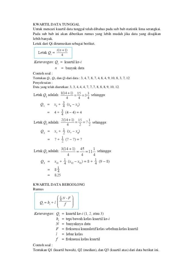 Contoh Soal Statistika Dan Pembahasannya : contoh, statistika, pembahasannya, Contoh, Pembahasan, Statistika, IlmuSosial.id