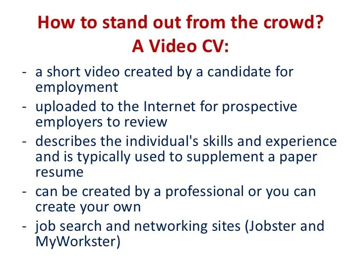 Video Resume Examples For Teachers Resume Ixiplay Free Resume