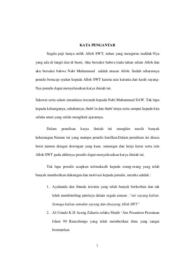 Isi Kandungan Surah Al Bayyinah : kandungan, surah, bayyinah, Studi, Tafsir, Bayyinah