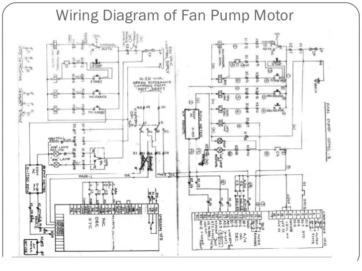 3 Phase Induction Motor Control Circuit Diagram | WoodWorking on
