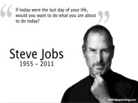 Start The Day Right! Inspiring Quotes by Steve Jobs