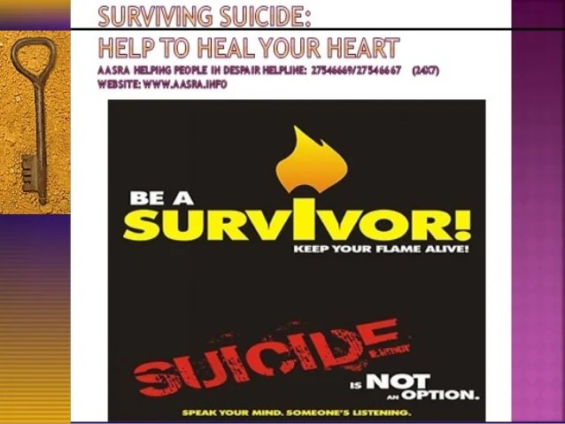 Surviving Suicide A Laymans Guide To Keeping Oneself