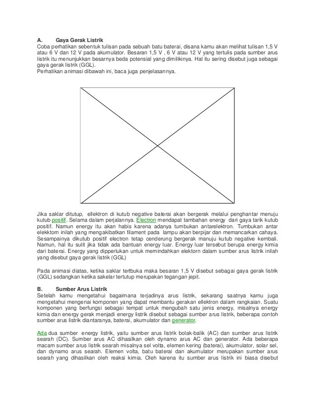 Arus searah - Wikipedia bahasa Indonesia, ensiklopedia bebas