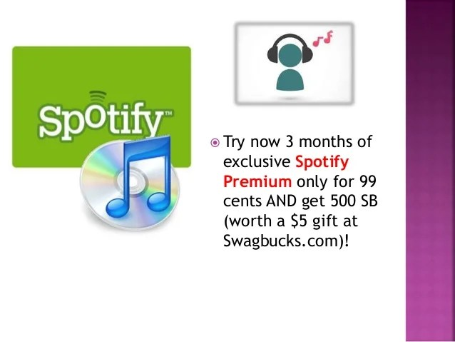 Spotify Premium Deals - Idee per la decorazione di interni - coremc us