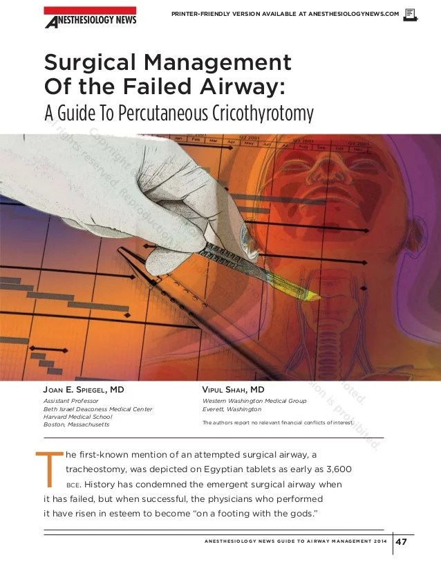 Airway Anatomy For Intubation Of Obese Adults