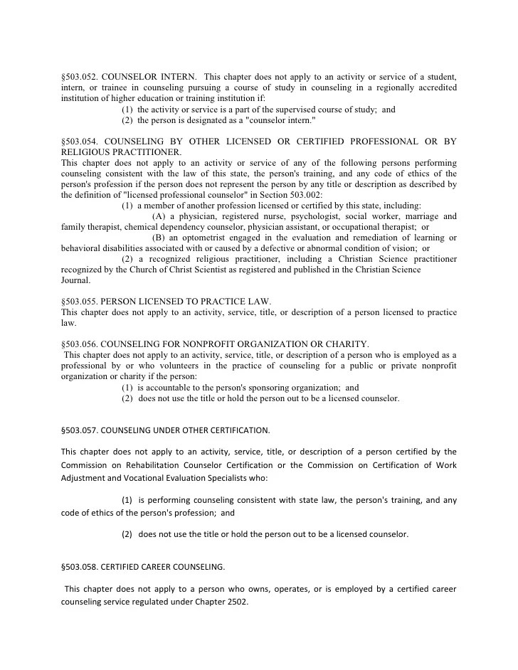 tx admin code lpc