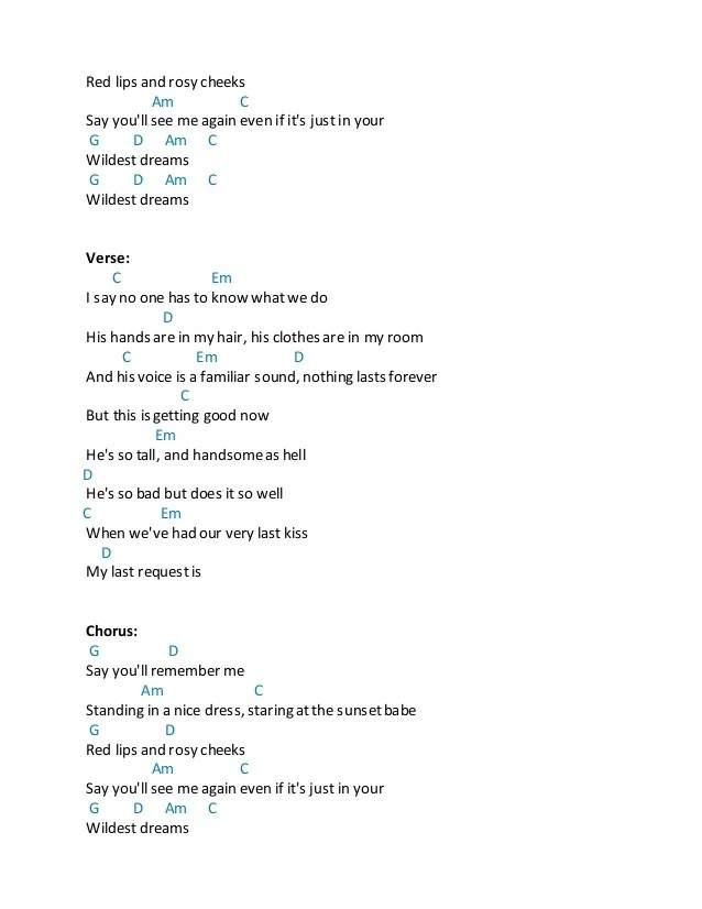 Fine Safe And Sound Taylor Swift Chords Embellishment - Song Chords ...