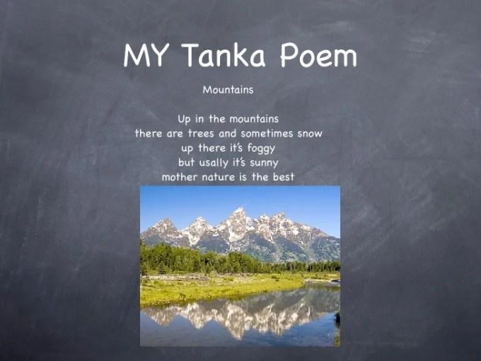 Tanka Poem Examples Textpoems