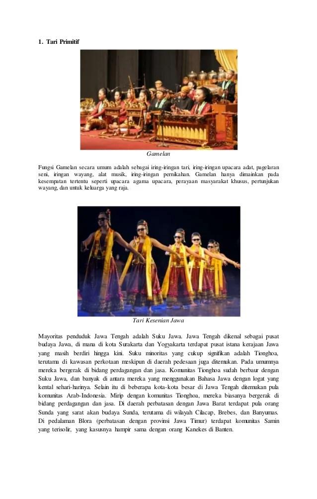 Pengertian Tari Tradisional Klasik : pengertian, tradisional, klasik, Primitif