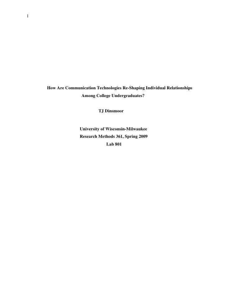 Undergraduate Research Paper Proposal Writing Essay Academic Writing