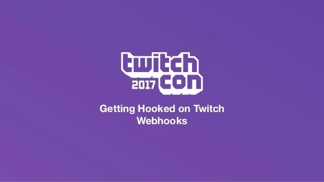 getting hooked on twitch