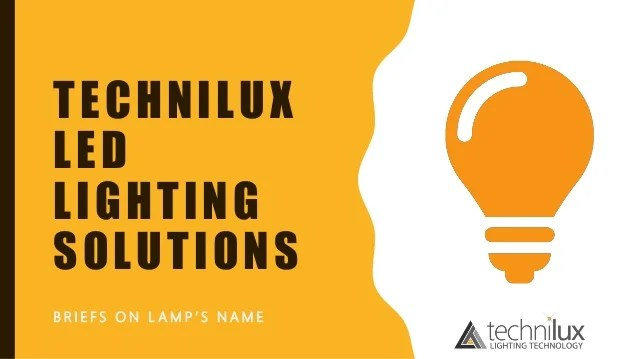 technilux led lighting solutions
