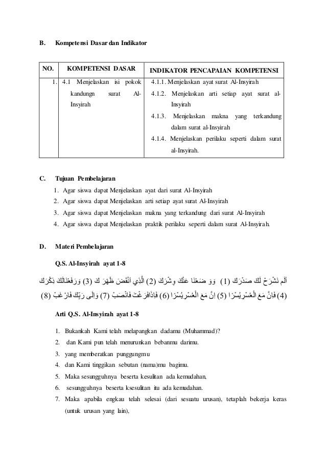 Surah Al-insyirah Ayat 1-8 Beserta Artinya : surah, al-insyirah, beserta, artinya, Surat, Insyirah, Contoh, Seputar