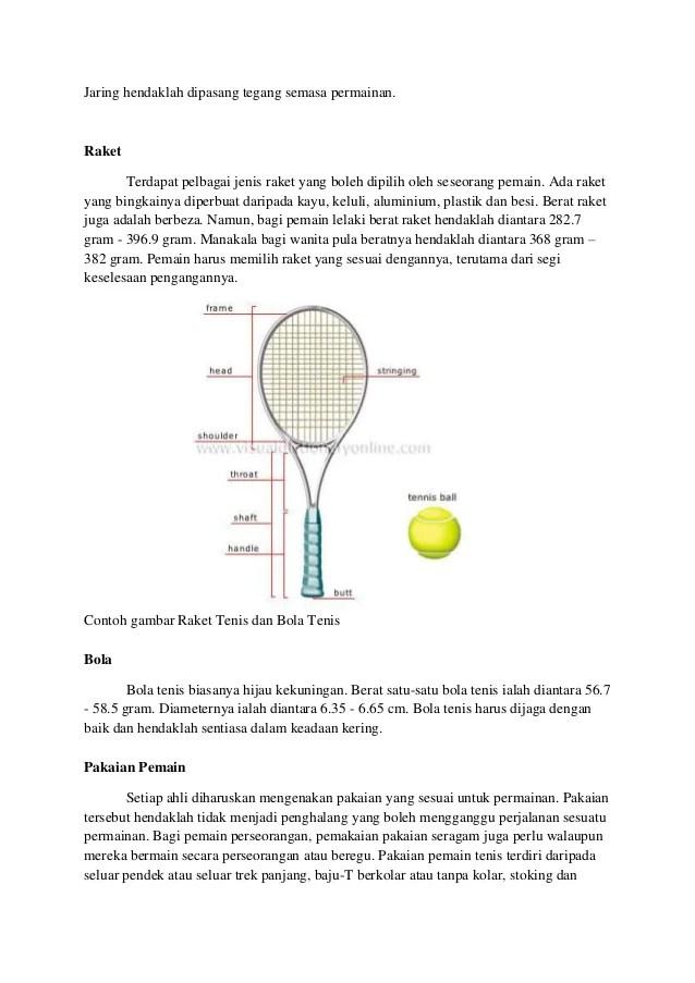 Peraturan Tenis Lapangan : peraturan, tenis, lapangan, Tenis, Lapangan