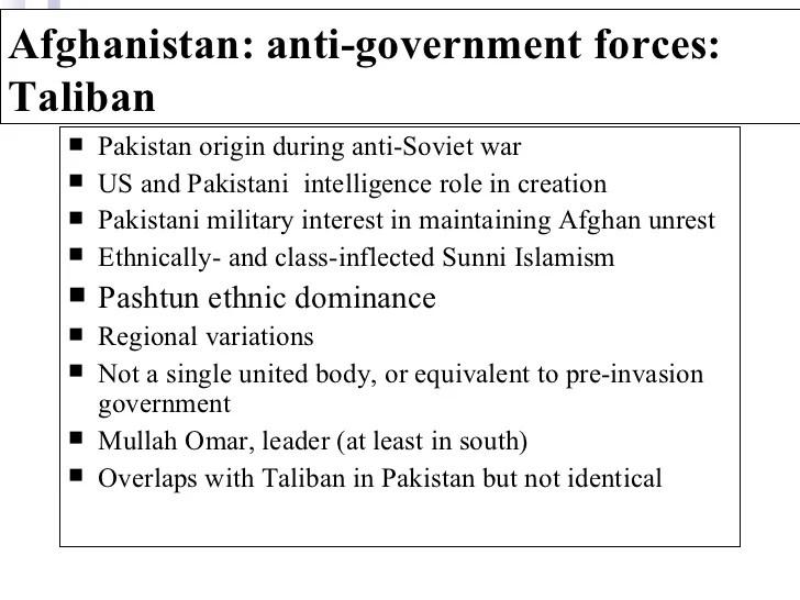 Terrorism South Asia