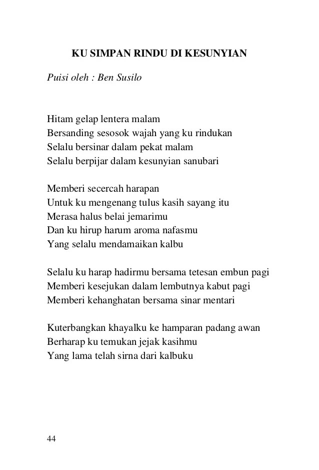puisi: Kasih sayang Orang tua