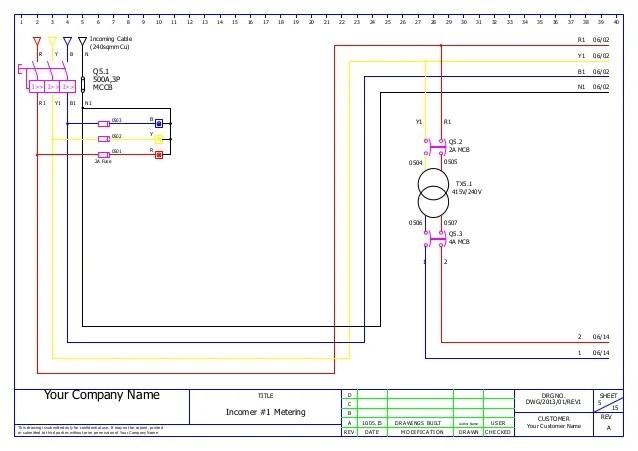 plc control panel wiring diagram pdf
