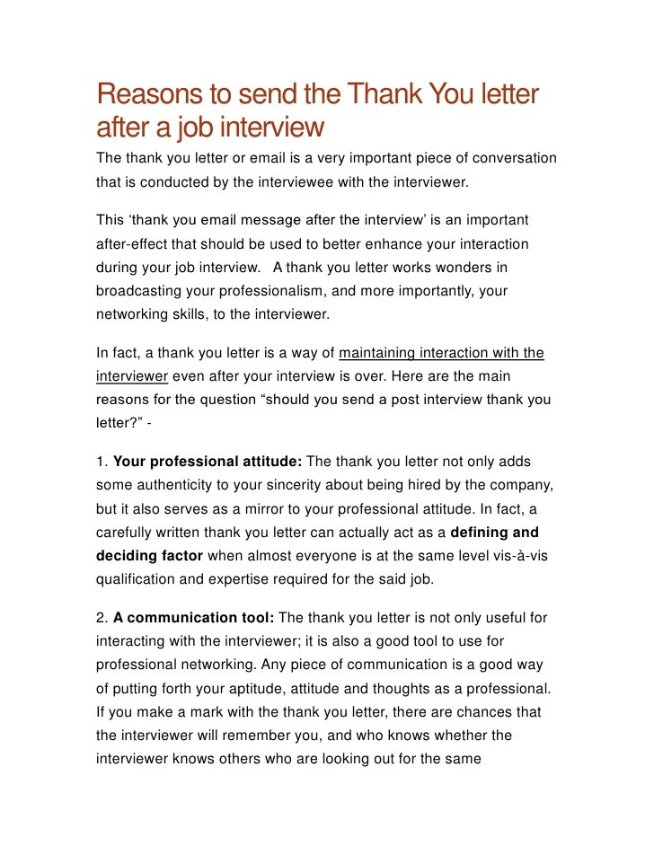thank you letter after getting hired