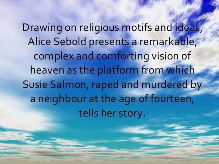 susie salmon 1973 true story