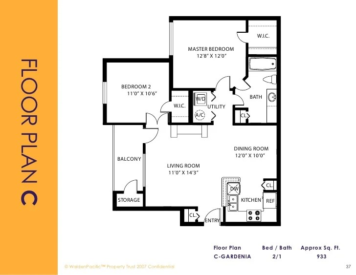 What Is Wic In Floor Plan