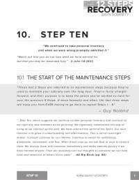 Twelve Steps Of Aa Worksheet. Worksheets. Tutsstar ...