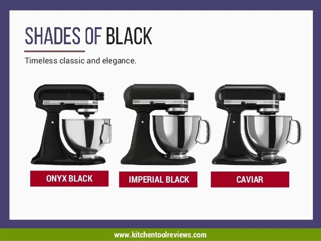 kitchen aid colors small table the best mixer