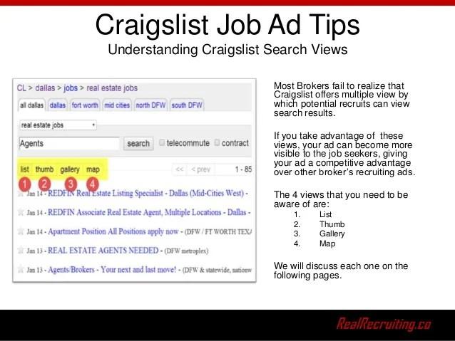Craigslist Keller Tx Jobs