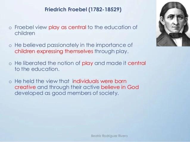 Friedrich Froebel Kindergarten