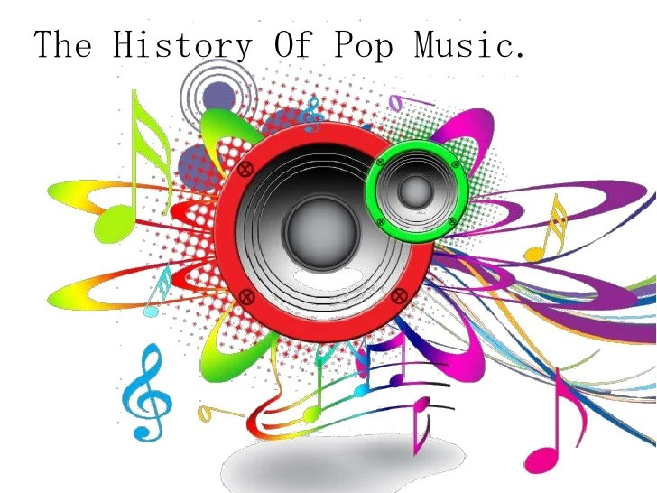 The History Of Pop Music