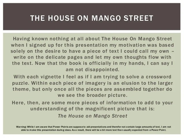 The House On Mango Street Essay Prompts Homework Writing Service