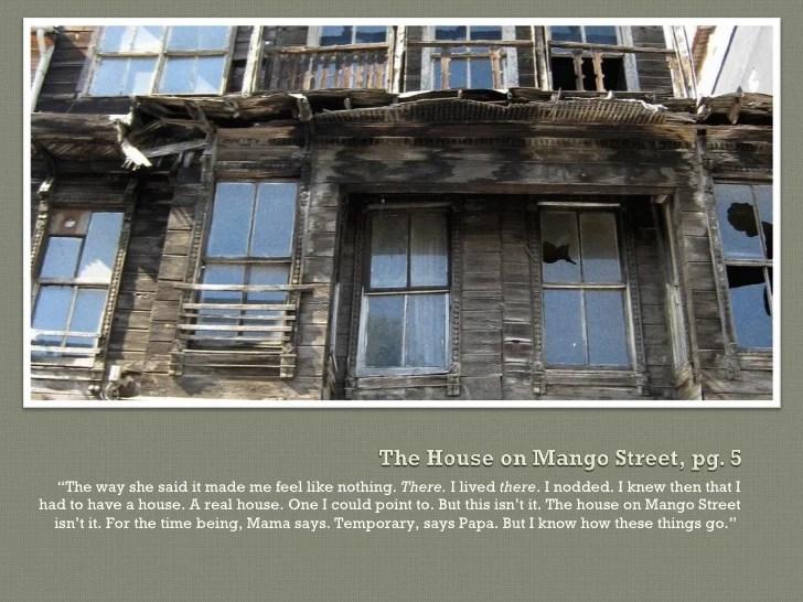 The House On Mango Street Slideshow Part I