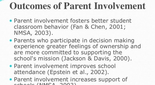 The Importance Of Parent Volunteers