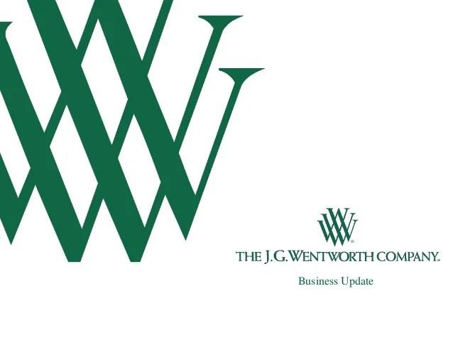 the j g wentworth