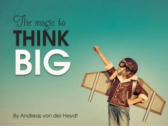 Image result for think big