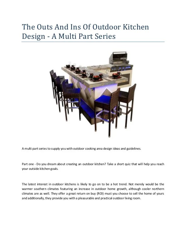 outdoor kitchens orlando best kitchen cabinets the outs and ins of design a multi part series